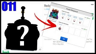 WE GOT THE RAREST ITEM ON ROBLOX! | [011] Roblox Trading Series