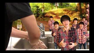 ゴスペラーズの手洗いソング part10 〜北山陽一編〜「手洗いの響き」