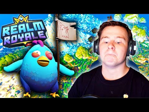 Muselk Plays Realm Royale!