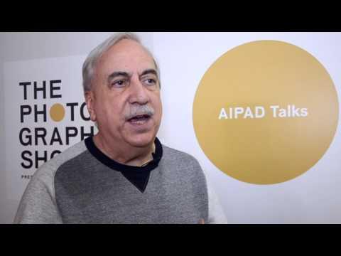 AIPAD Talks - Vince Aletti and Dawoud Bey