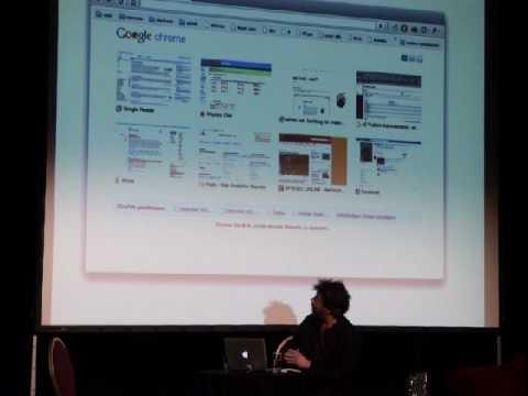 re:publica 2010 - Felix Schwenzel - Warum das internet scheiße ist on YouTube