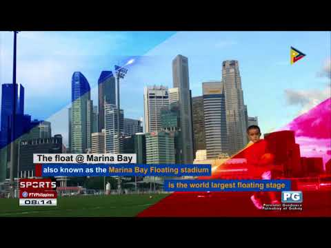 #FactsBreak: The float @ Marina Bay