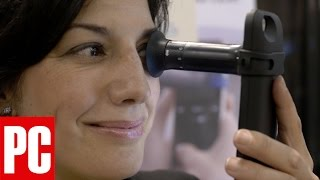 Test Your Eyes at Home With EyeQues Personal Vision Tracker