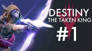 Thumbnail für das Destiny: The Taken King - Der König der Besessenen Let's Play