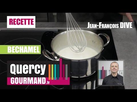 Recette : BECHAMEL sans grumeaux – quercygourmand.tv