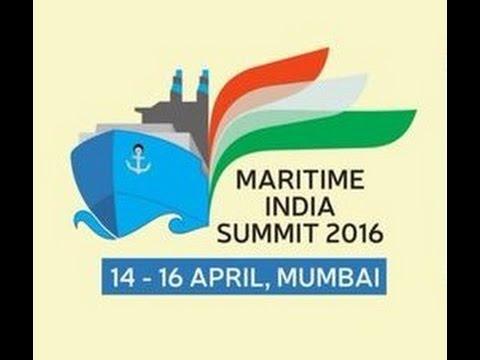 Live: Inauguration of Maritime India Summit 2016 by PM Shri Narendra Modi
