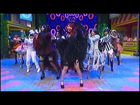 JKT48 - Halloween Night @ Happy Show TRANSTV [15.10.03]