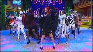 JKT48 Halloween Night Happy Show TRANSTV 15 10 03