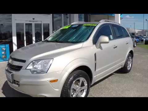 Used Chevrolet Captiva Sport For Sale San Leandro Alameda Oakland Hayward Bay Area CA 40944A