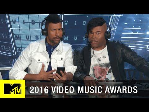Key & Peele React to Kanye's Moment | 2016 Video Music Awards | MTV