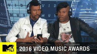 Key + Peele React to Kanye Moment | MTV