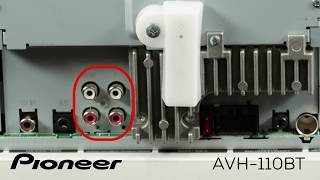 How To - Pioneer AVH-110BT - Subwoofer Settings - YouTubeYouTube