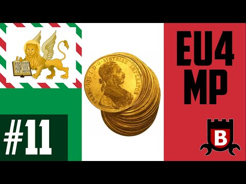 #11 :: EU IV :: Multiplayer :: Trade Power [Money] :: With N