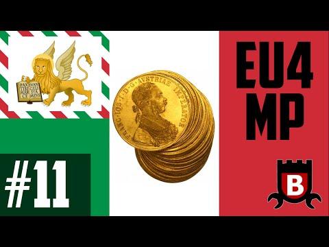 #11 :: EU IV :: Multiplayer :: Trade Power [Money] :: With Nyx