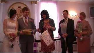 Венчание Максима и Даши