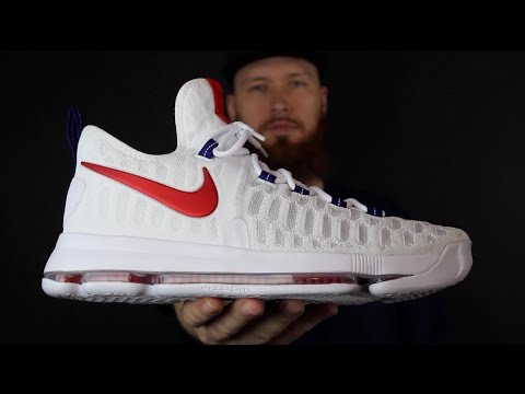 best service 618a1 e2e13 Nike Zoom KD 9 Performance Overview - MY INITIAL THOUGHTS!