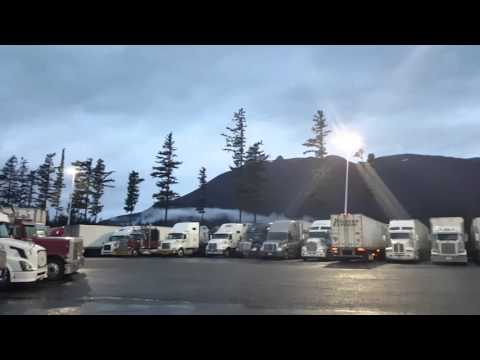 Truck Driver Instruction - TA Travel Centers of America North Bend Washington