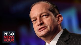 Labor Sec. Alex Acosta has resigned over criticism of his 2008 prosecution of Jeffrey Epstein for sex crimes., From YouTubeVideos