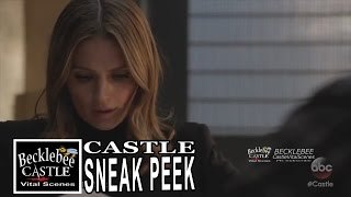 "Castle 7x06  Sneak Peek #  2 ""Time Of Our Lives"" (HQ/cc)  Beckett Interrogates Castle 