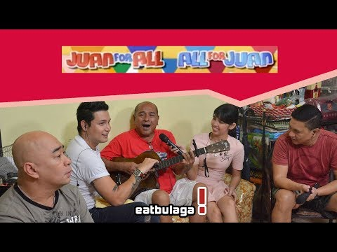 Juan For All, All For Juan Sugod Bahay | February 19,  2018