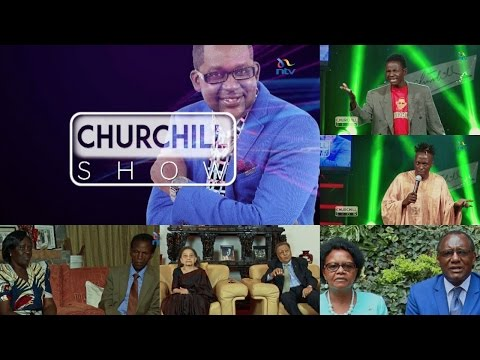 Churchill Show Sn4 Ep6: Kings and Queens Edition