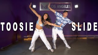 Drake - Toosie Slide Dance Choreography ft Kenneth, Ranz & Niana, AC, Nicole, Gabe Tati & more
