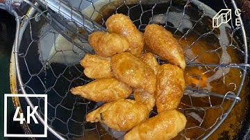 48년 전통 l 춘천튀김만두골목l Fry dumpling l korean street food l 또또아스낵
