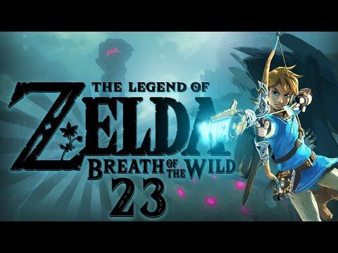 """The Legend of Zelda: Breath of the Wild - Episode 23 - """"DIVINE BEAST VAH RUTA!"""""""