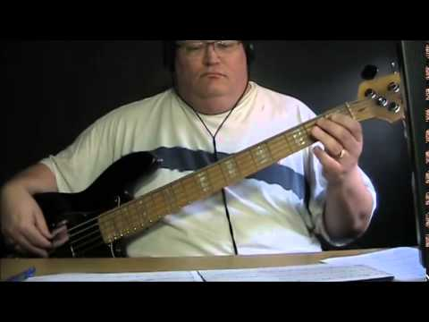 Paul McCartney No More Lonely Nights Bass Cover with Notes and Tablature