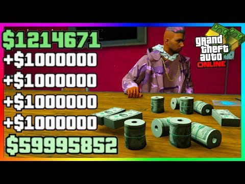 TOP *FIVE* Best Ways To Make MONEY In GTA 5 Online | NEW Solo Easy Unlimited Money Guide/Method 1.46 thumbnail