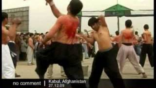 Afghan Shiites mark the day of Ashura - No comment