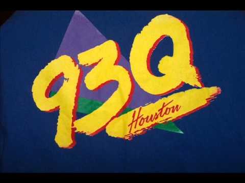 KKBQ 93Q Houston - John Lander (1984)