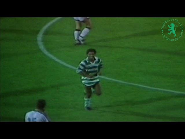 Sporting (4-0) Swarovski Tirol, 1987/88