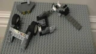 Lego Halo Warthog Tutorial Part 1/3