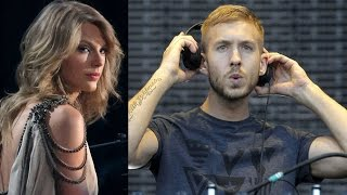 Calvin Harris 'Ole' Song REALLY About Taylor Swift Cheating?! (FIRST LISTEN)