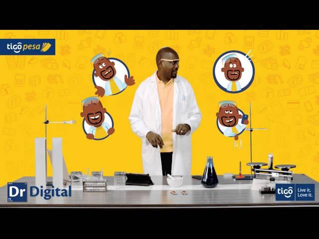 Dr Digital Episode 2 - Tigopesa