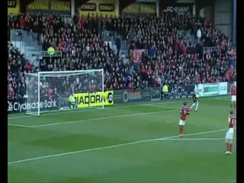 Every Ross County League Goal 2012/13