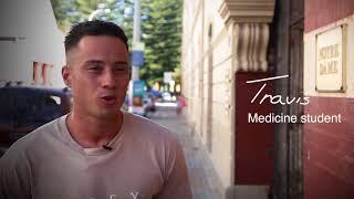 Travis - Medicine at Notre Dame