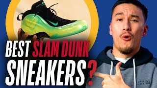 Best NBA Slam Dunk Contest Sneakers