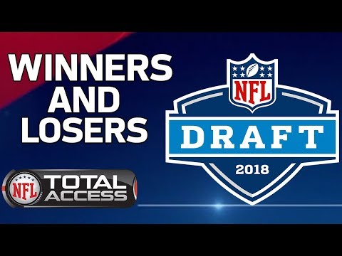Biggest Winners & Losers from the 2018 NFL Draft | NFL Network