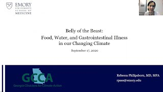 VCCA Webinar Series 2020.09.17 Belly of the Beast - Dr. Philipsborn