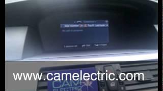 BMW 5 E60 - E61 Kufatec Fiscon Bluetooth Preperation