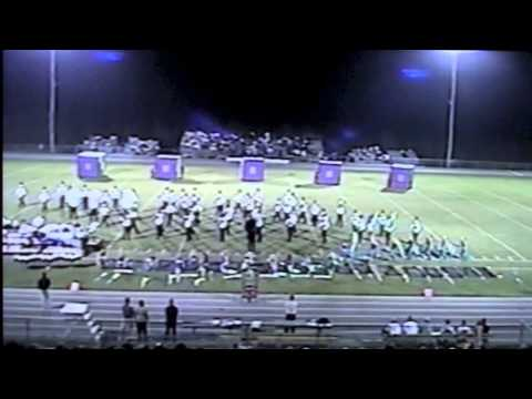 2002 Croatan High School Marching Band