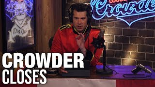 CROWDER CLOSES: How To Deal With Bullies   Louder with Crowder