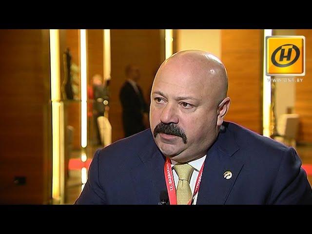 Генеральный директор компании Turkcell в программе «Контуры»