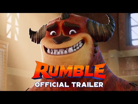 Rumble #2021 – Official Trailer – Paramount Pictures