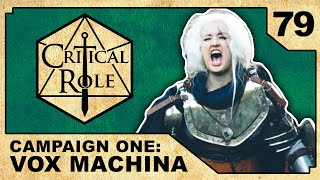 Thordak Critical Role RPG Episode 79