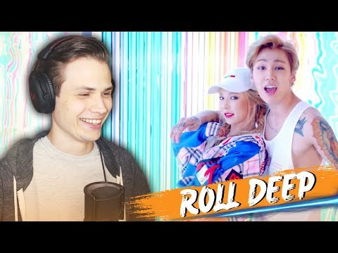 HYUNA (Feat. Of BTOB) - Roll Deep (MV) РЕАКЦИЯ K-POP