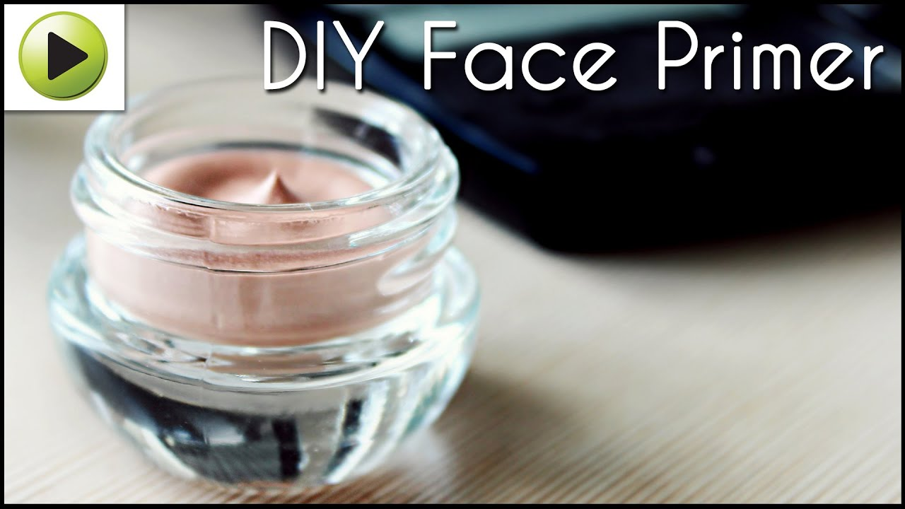 Make your own face primer natural 5 minutes youtube solutioingenieria Choice Image