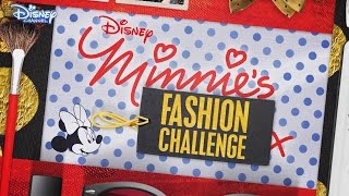 Minnie's Fashion Challenge - Stylist - Official Disney Channel UK HD